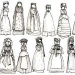 Słowiańskie lalki: żadanice, karmicielki, otulaczki i motanki
