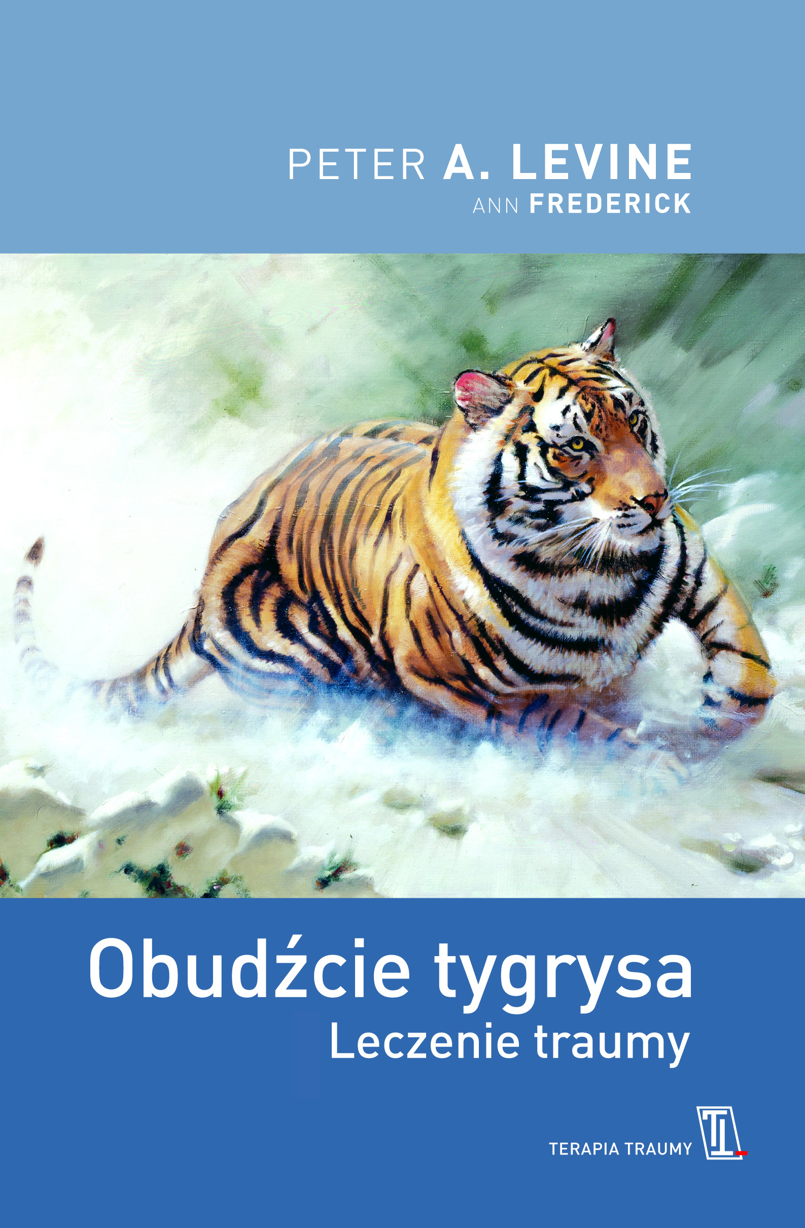 obudzcie tygrysa okladka