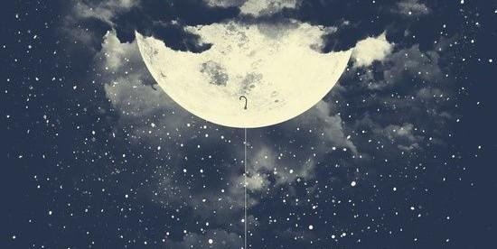powitanie księżyca