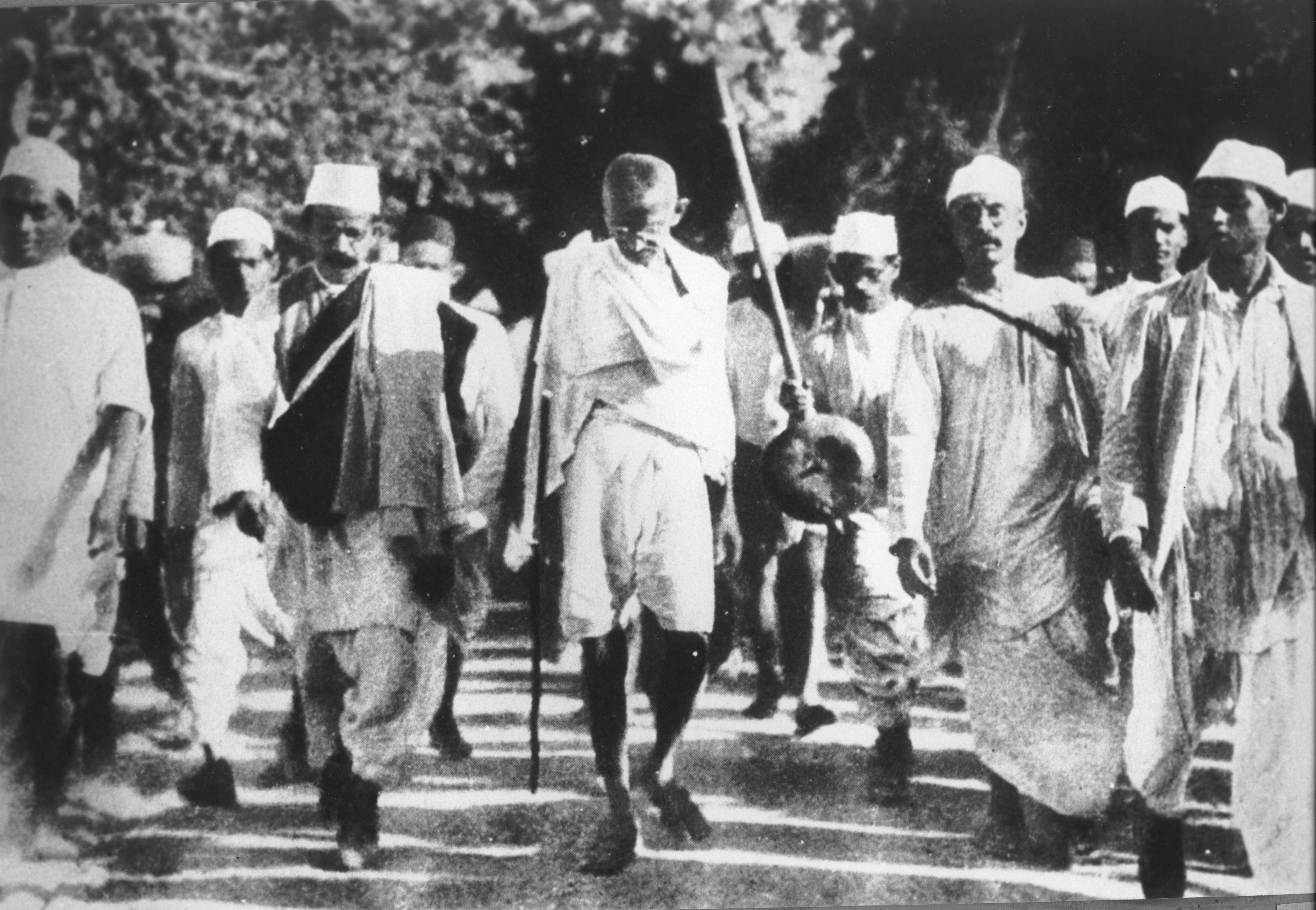 ghandi-on-the-salt-march