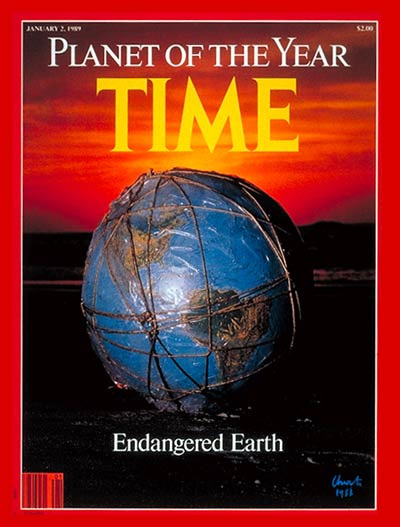 TIME-Earth