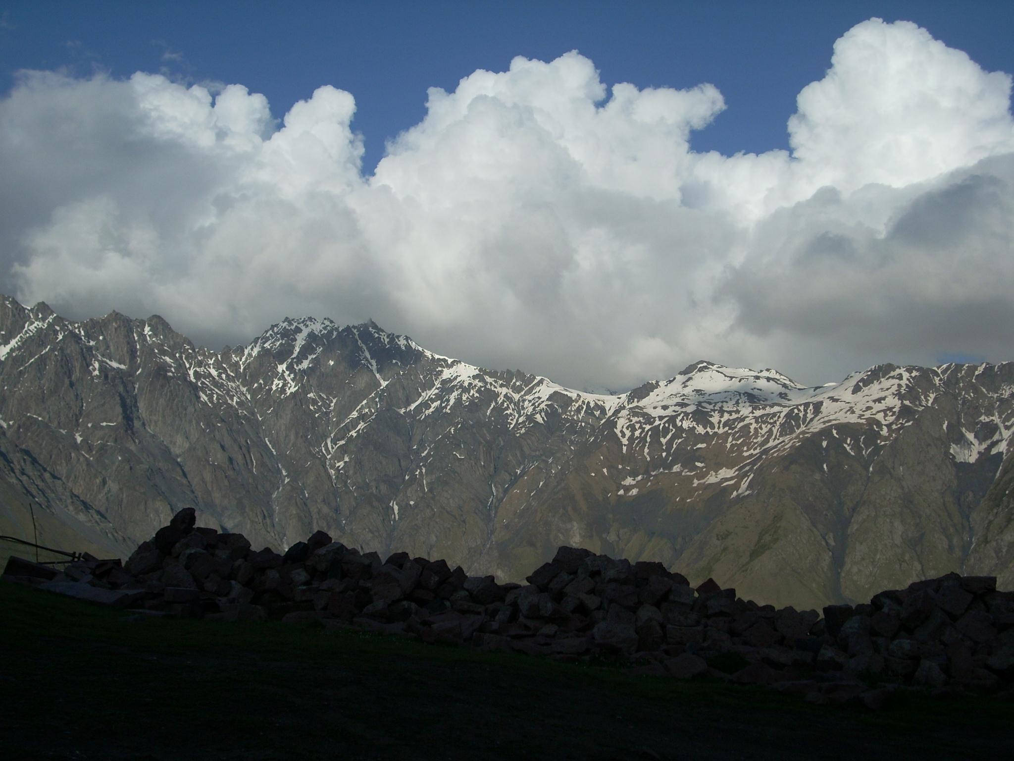 Wysokie góry